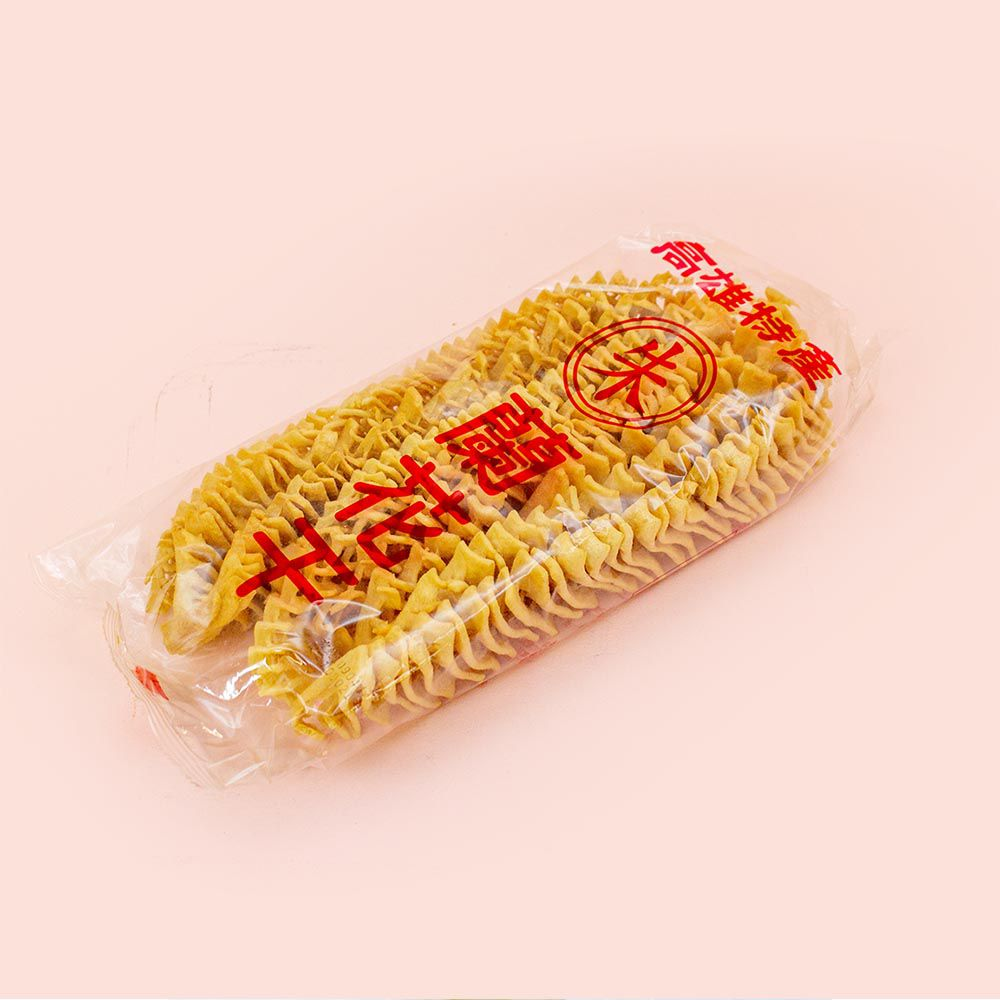 (朱)蘭花干-樓梯100g(全素)