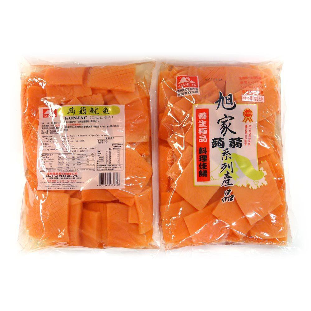 (旭家)魷魚片1.2kg(全素)