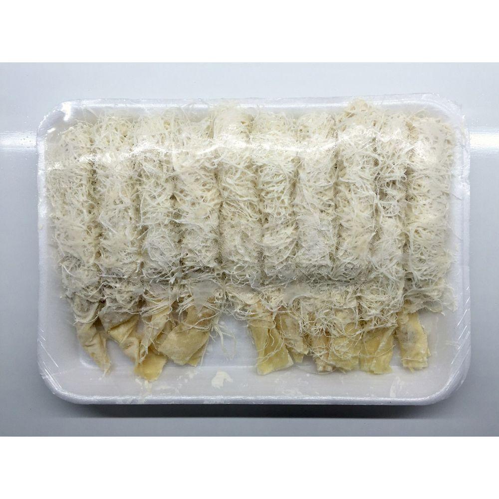 手工麵線蝦/10入(蛋素)
