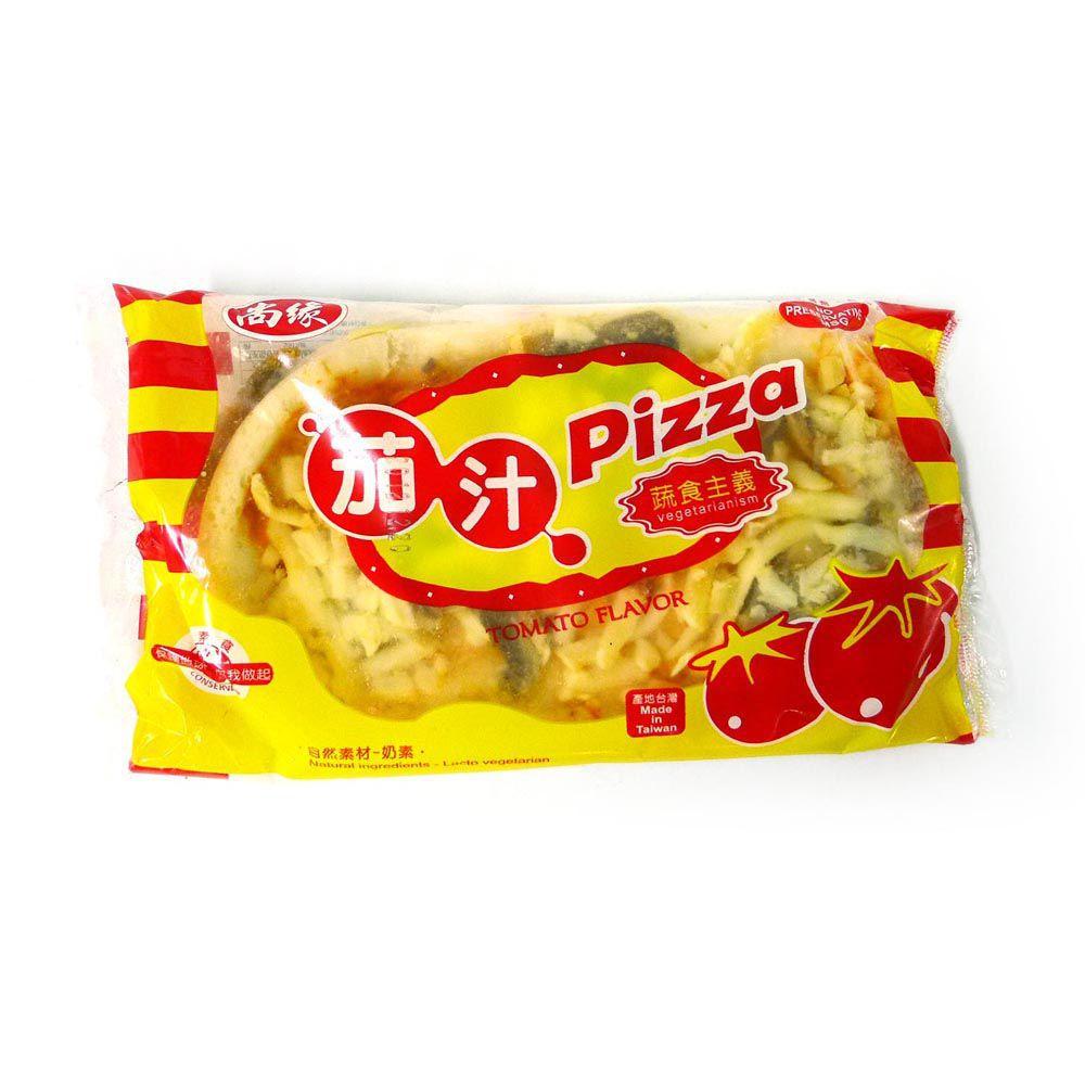 (尚緣)玉如意茄汁披薩100g(奶素)