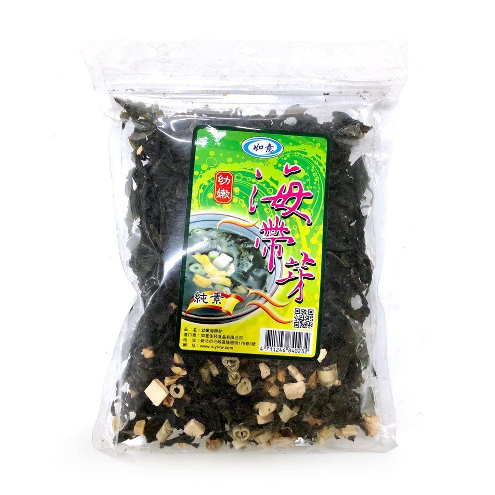 (如意)幼嫩(蔬菜)海帶芽100g(全素)