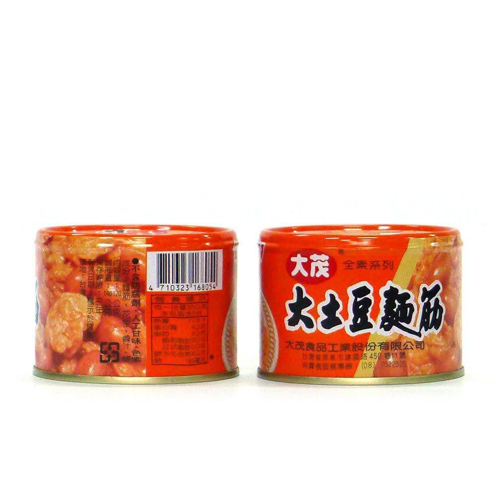 (大茂)土豆麵筋易開罐170g(全素)