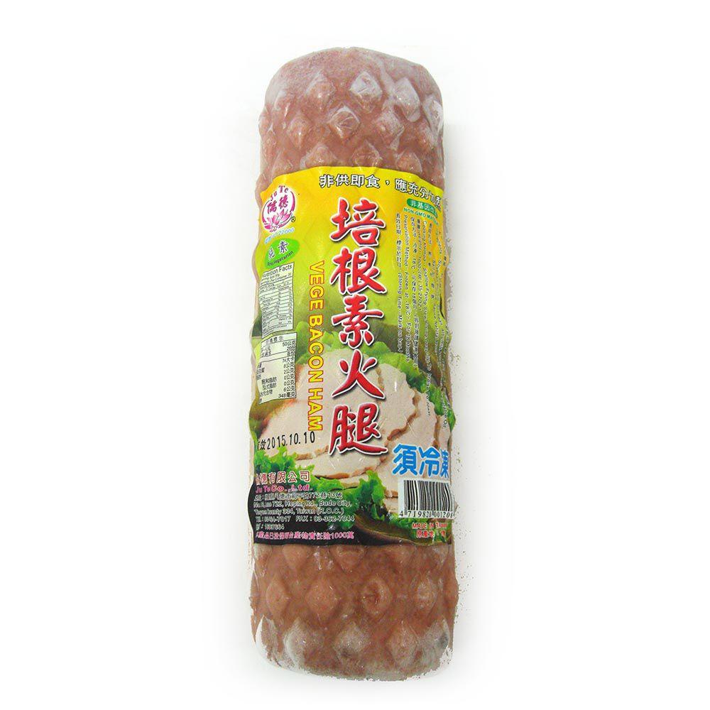 (儒德)培根火腿1kg(奶素)