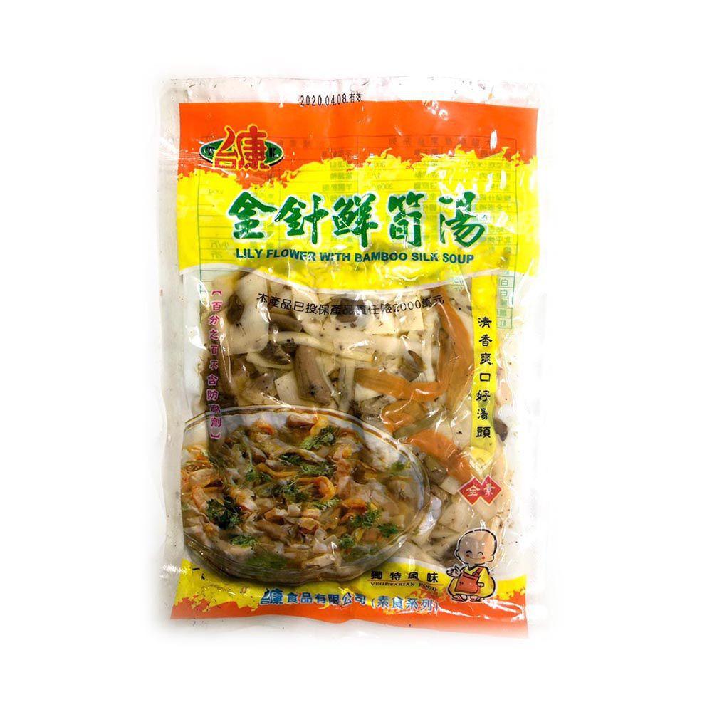 (台康)金針鮮筍湯200g(蛋素)