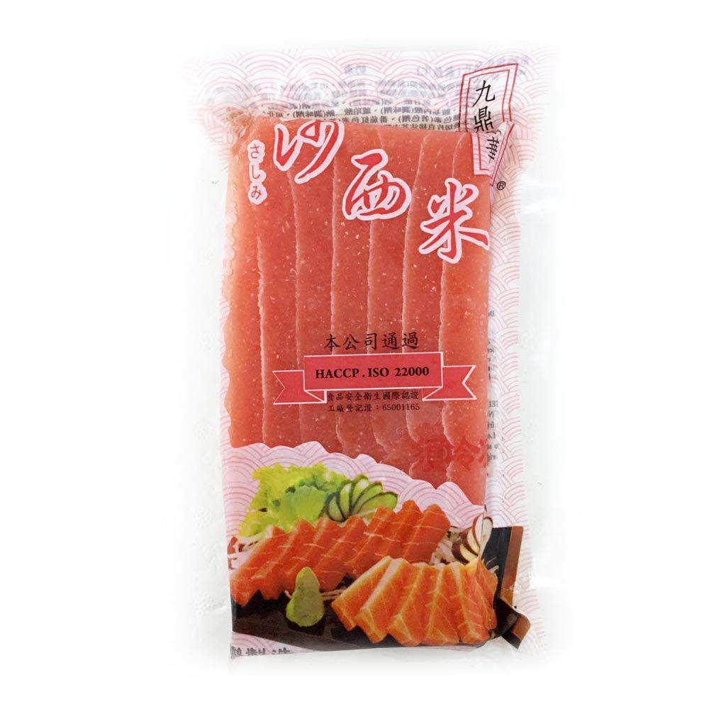 (九鼎)鮪魚生魚片220g(奶素)