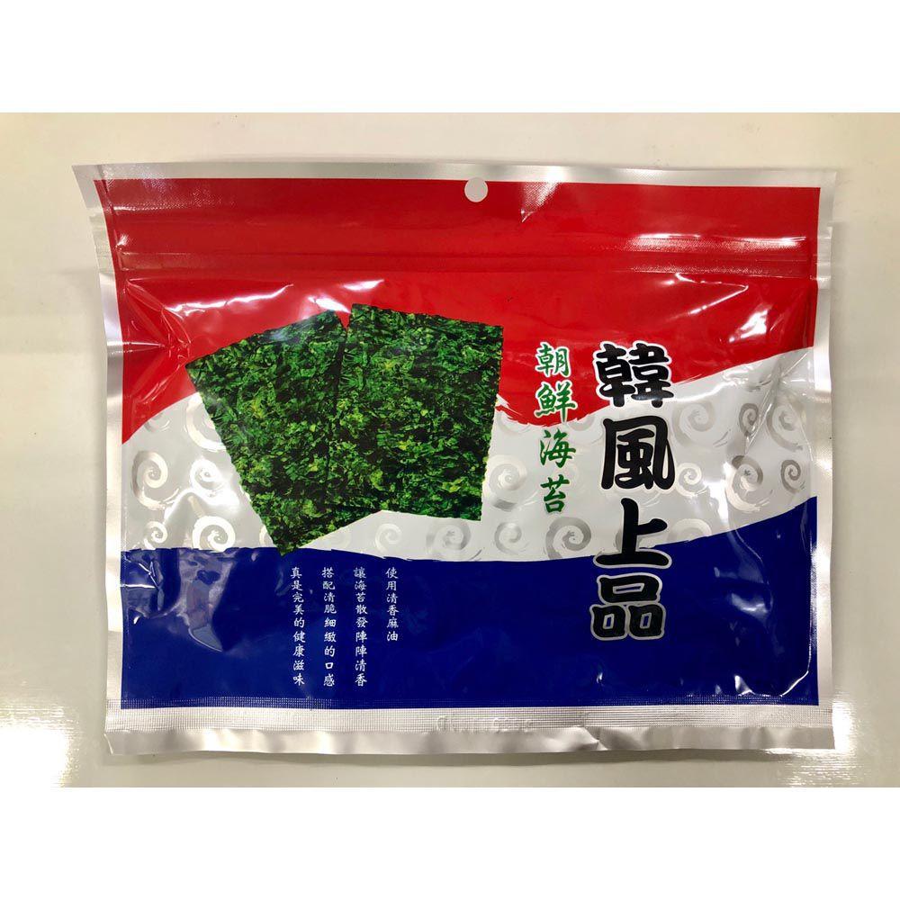 (聯華)韓風朝鮮三切海苔/30枚(全素)