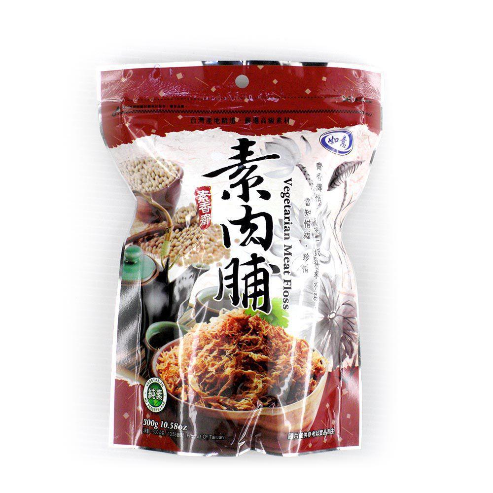 (永全)素聯盟肉脯300g(全素)