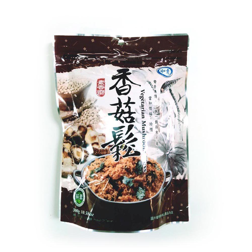 (永全)素聯盟香菇鬆300g(全素)