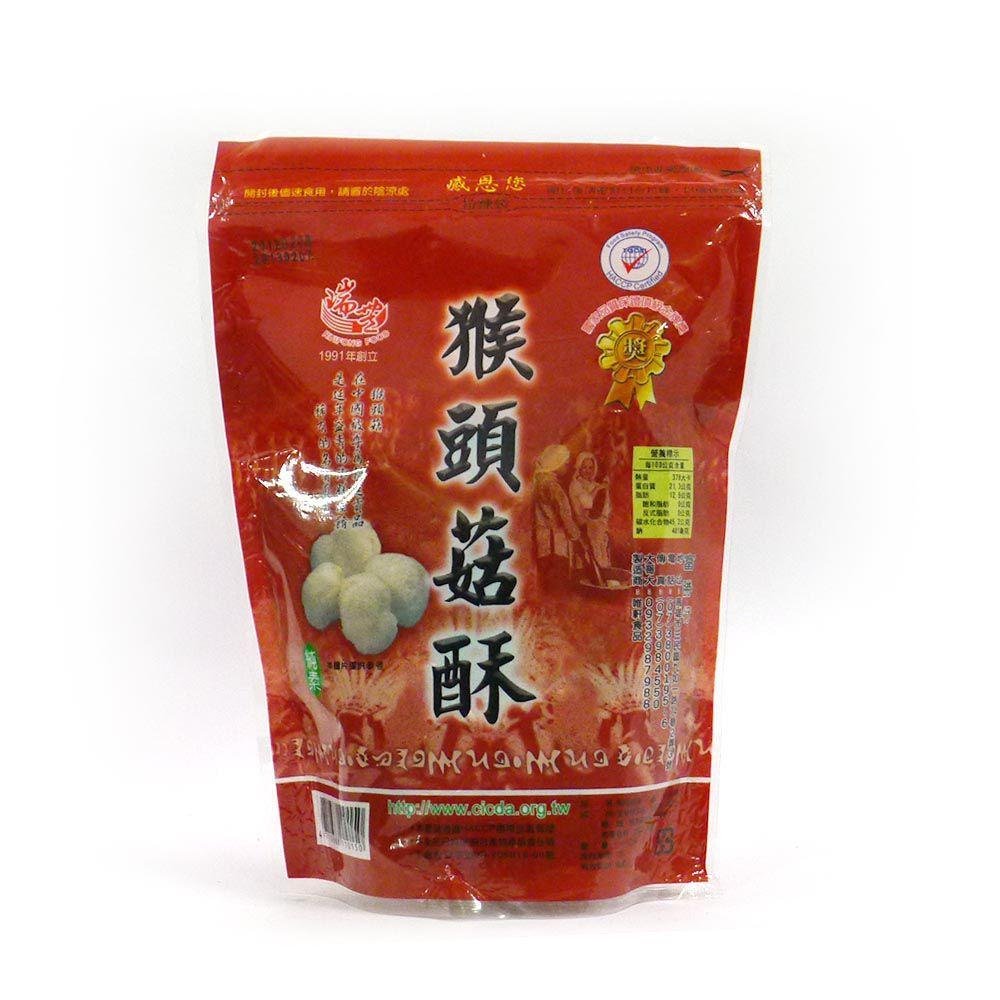 (唯軒)猴頭菇酥300g(全素)