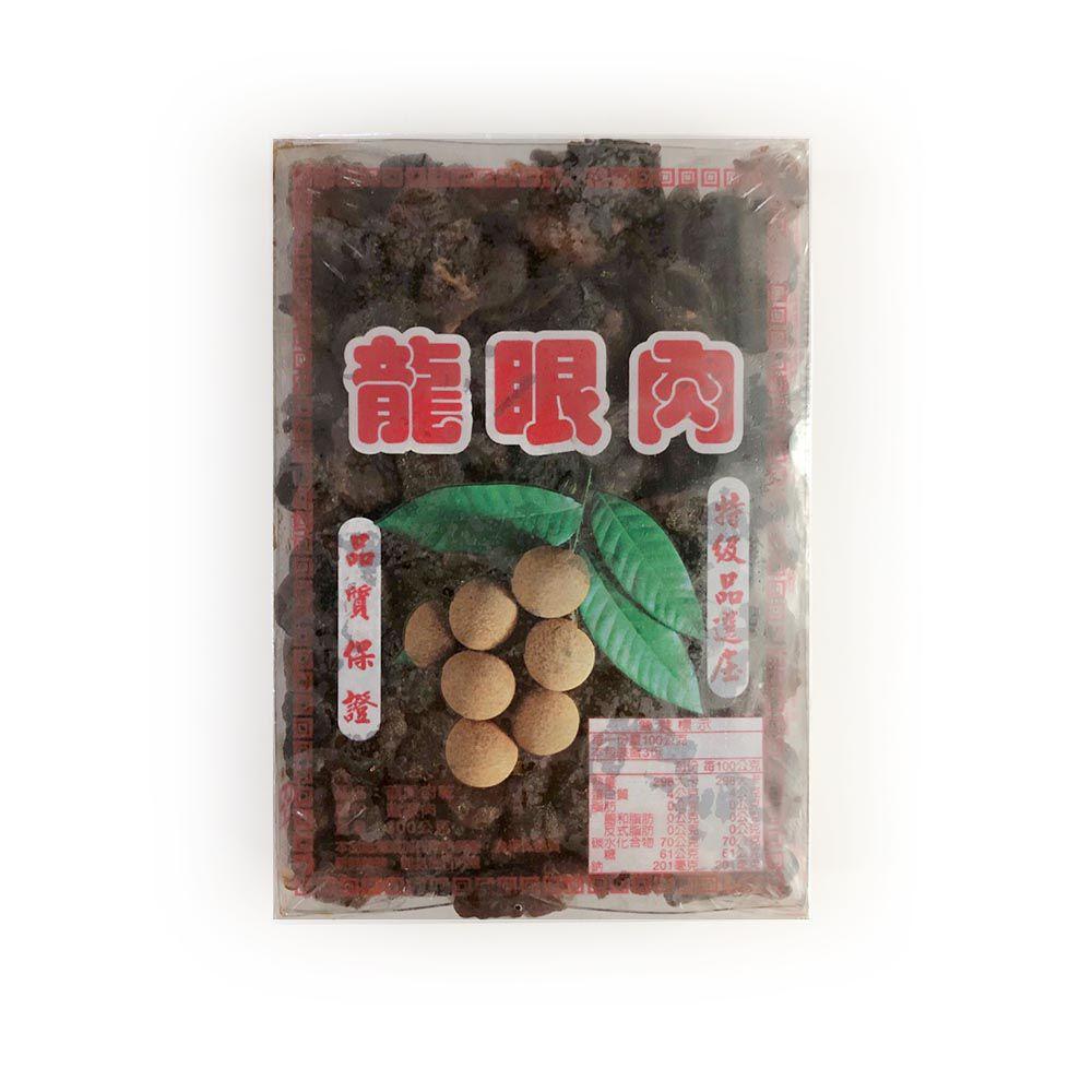 (廣漢)烘焙炭烤龍眼肉300g(全素)