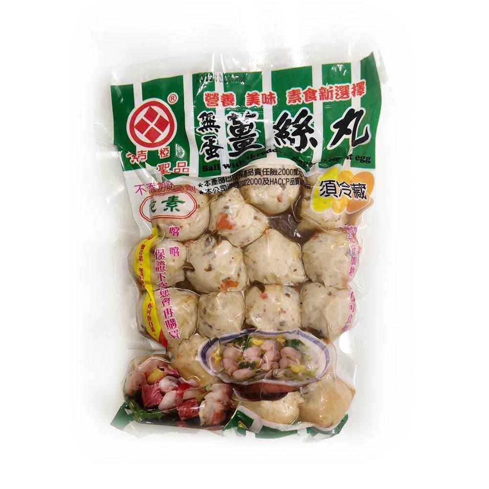 (台康)無蛋薑絲丸300g(全素)