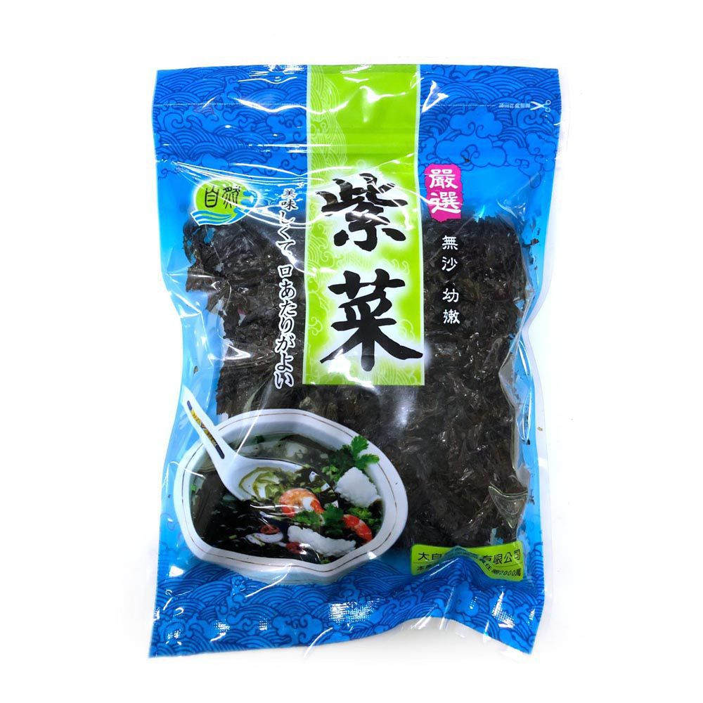 (大自然)紫菜30g