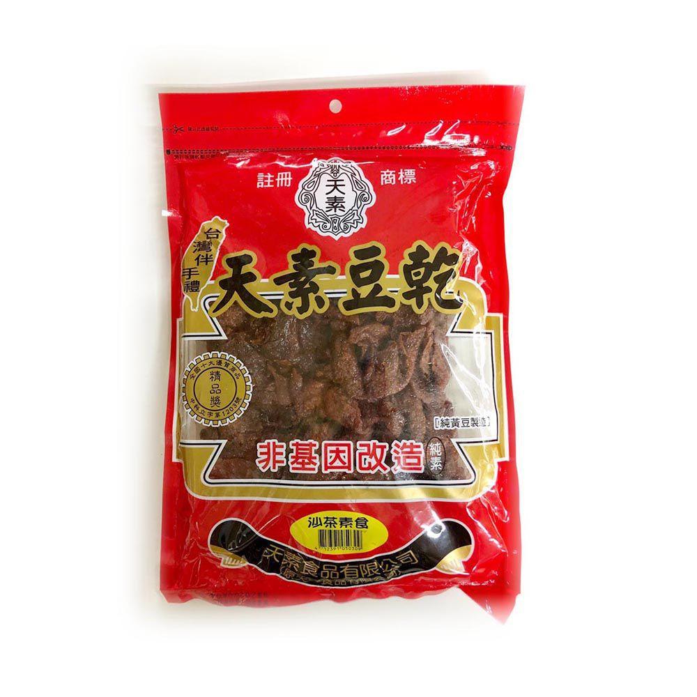 (天素)沙茶豆乾380g(全素)