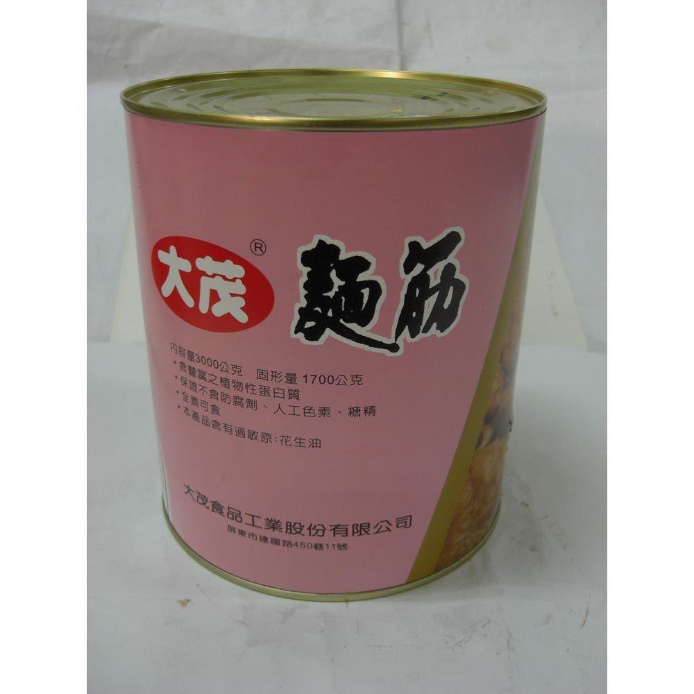 (大茂)麵筋3kg(全素)