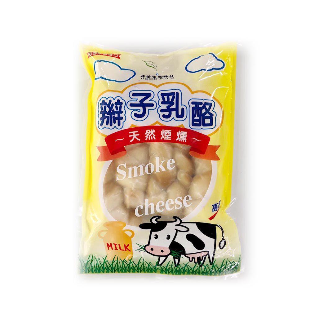 (祥榮)聖味齋辮子乳酪400g(奶素)