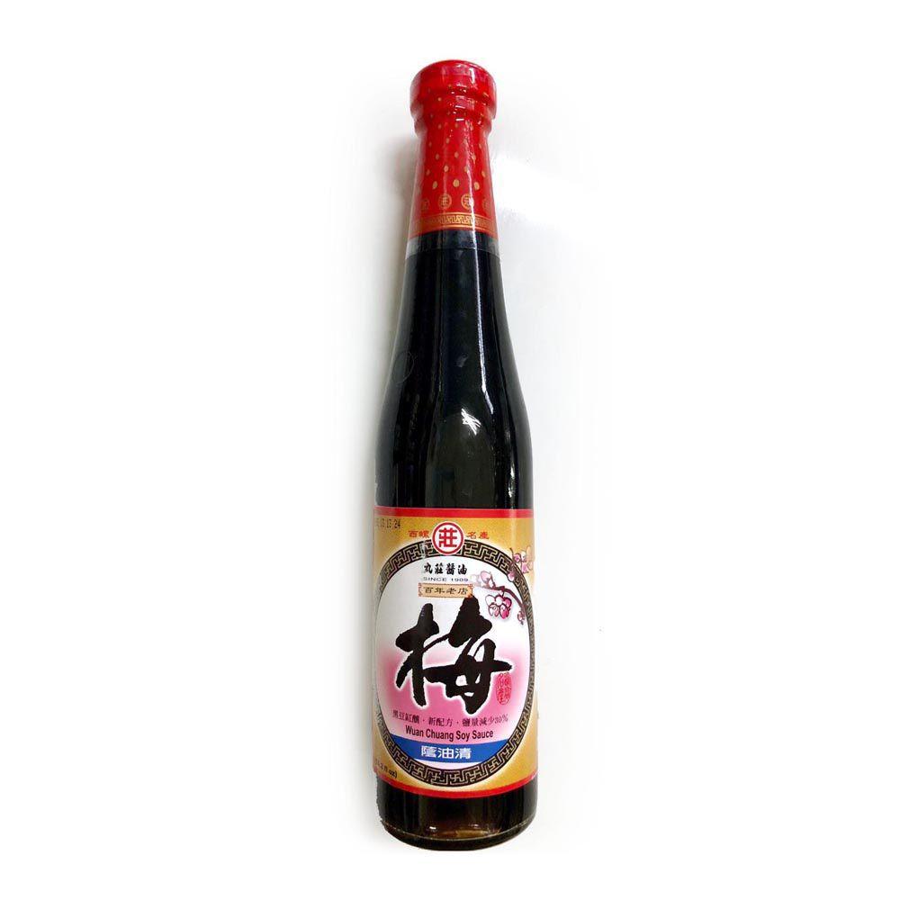 (丸莊)白梅清油420毫升