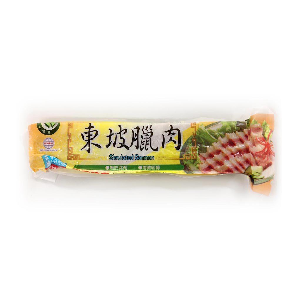 (一之軒)東坡臘肉450g(蛋素)