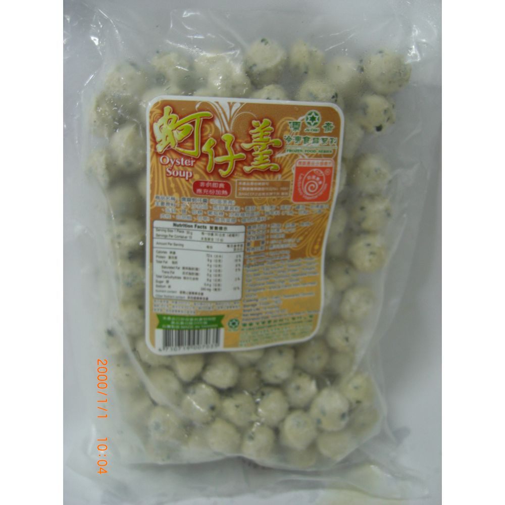 (儒齋)蚵仔羹454g(蛋素)