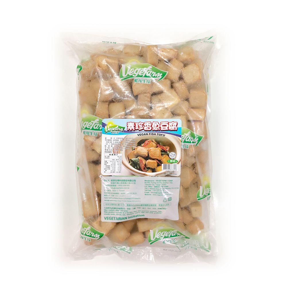 (松珍)珍香魚豆腐5斤(蛋素)