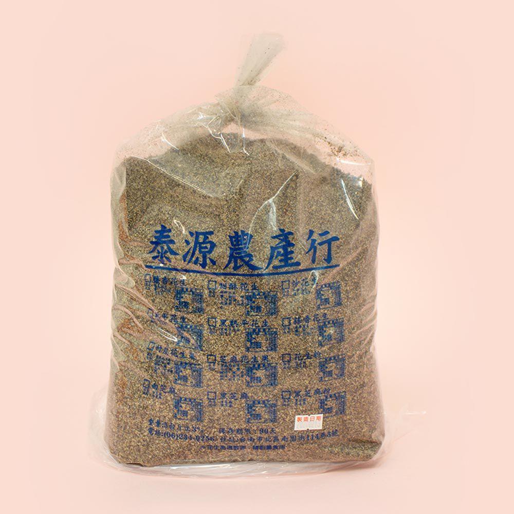 (台南)黑芝麻粉5斤(全素)