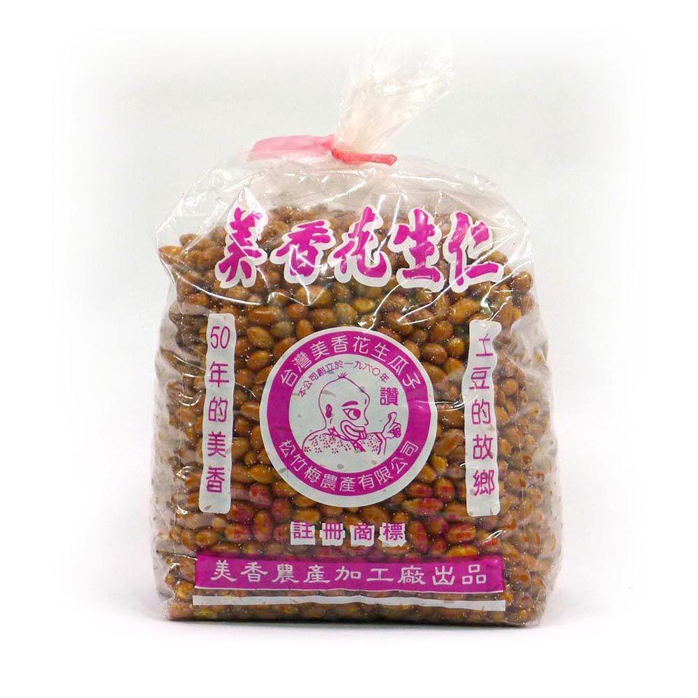(美香)鹹香油花生5斤(全素)