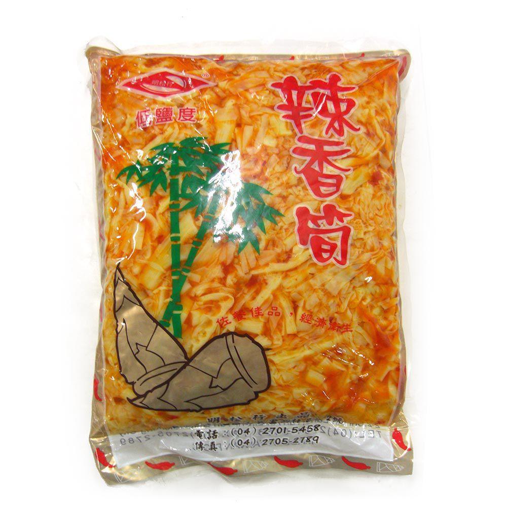 (明松)辣香筍5斤(全素)