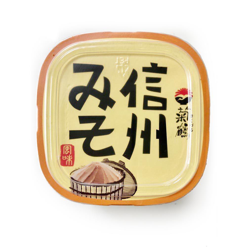 (十全)信州細味噌500g