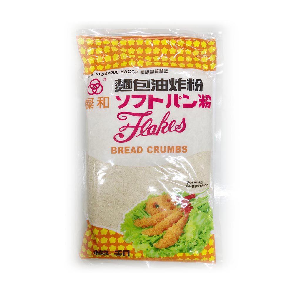 (燦和)高級麵包粉500g(全素)