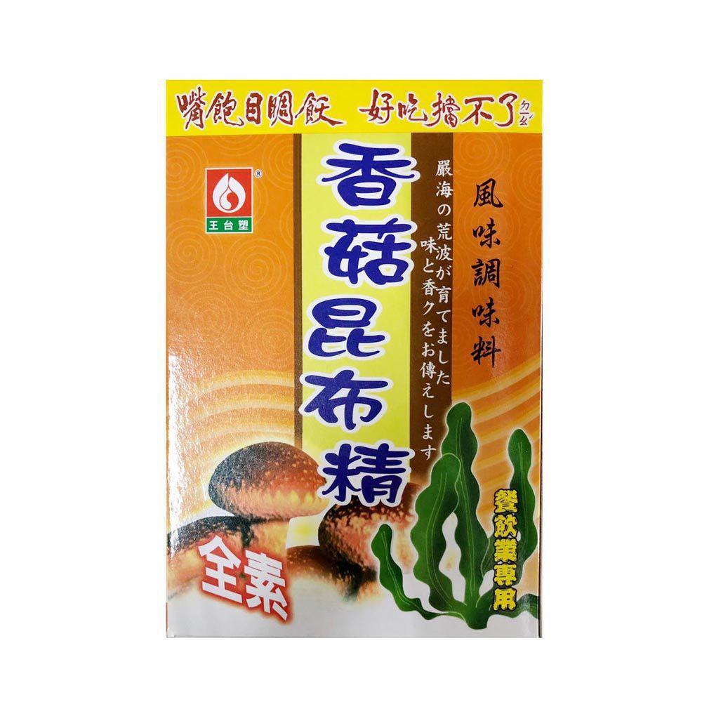 (台塑)雅涵香菇昆布精500g(全素)