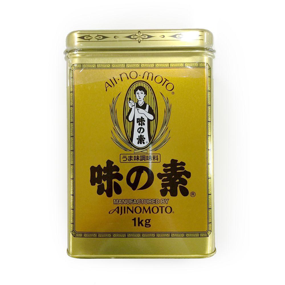 (AJI-NO-MOTO)日本味之素金罐1kg(全素)
