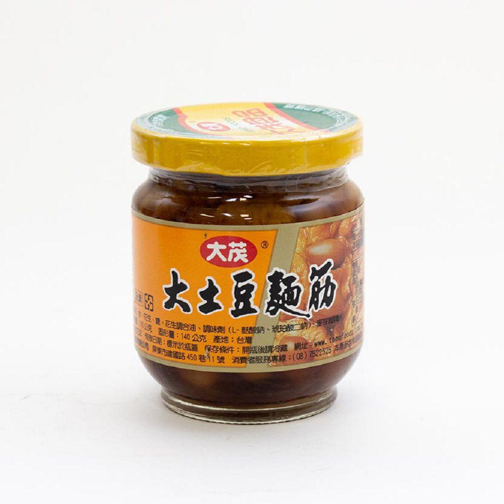 (大茂)土豆麵筋170g(全素)
