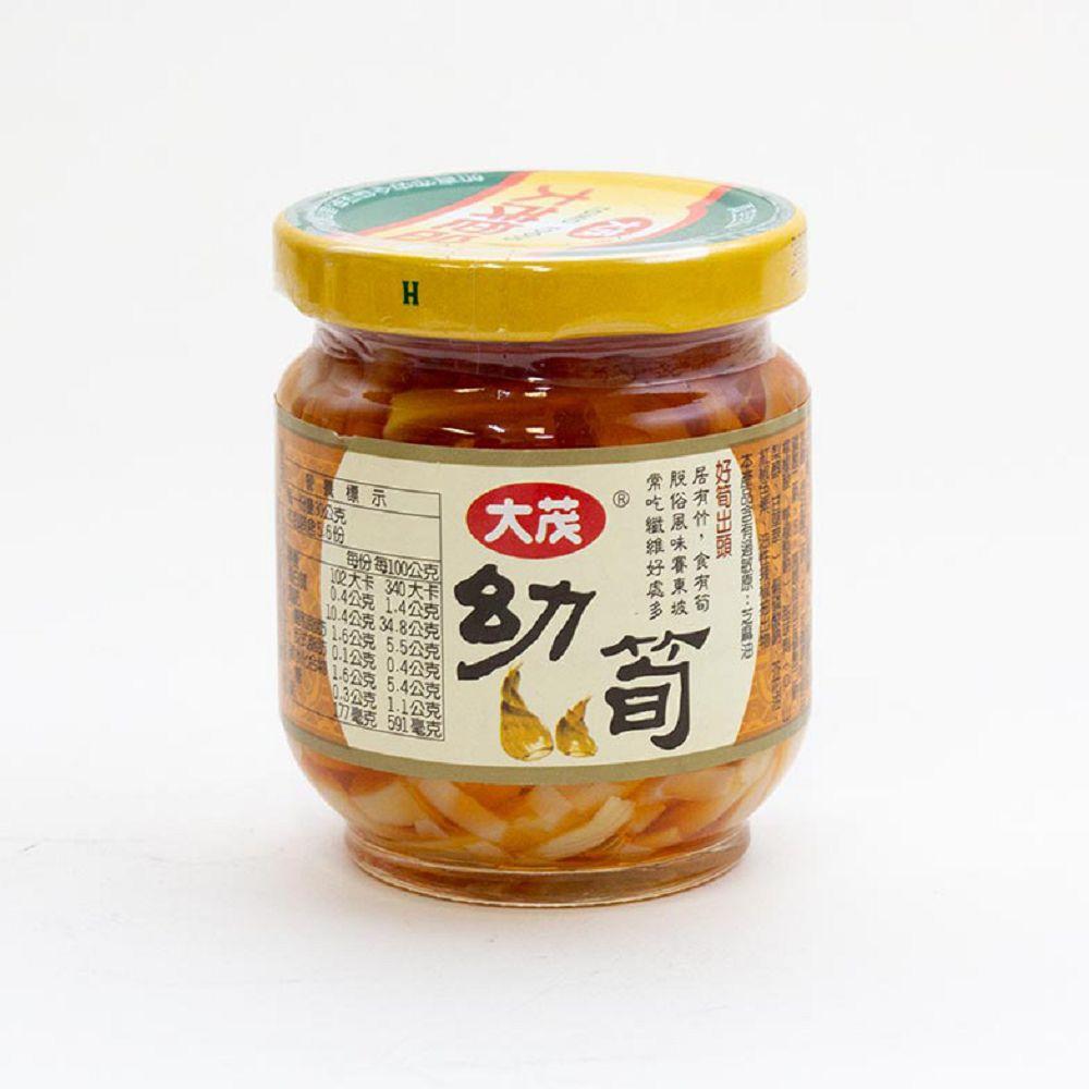 (大茂)幼筍170g(全素)
