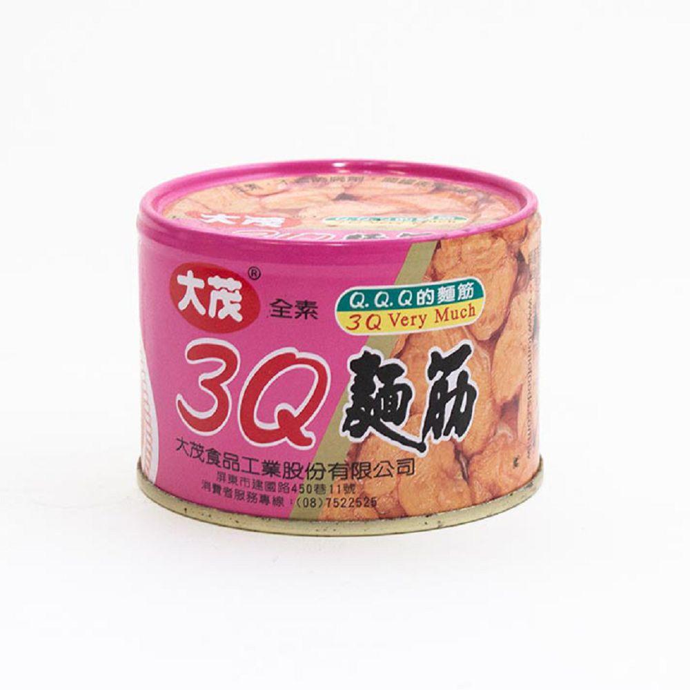 (大茂)3Q麵筋易開罐170g(全素)