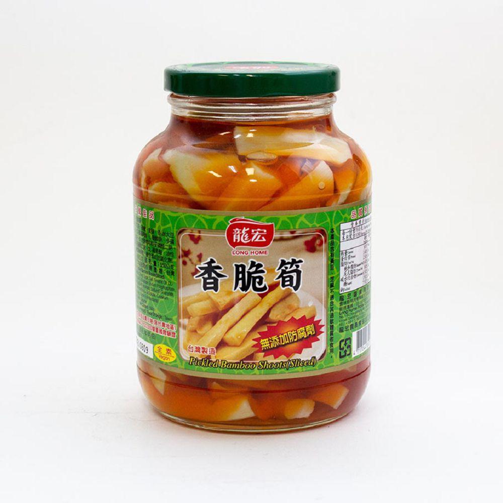 (龍宏)香脆筍760g(全素)