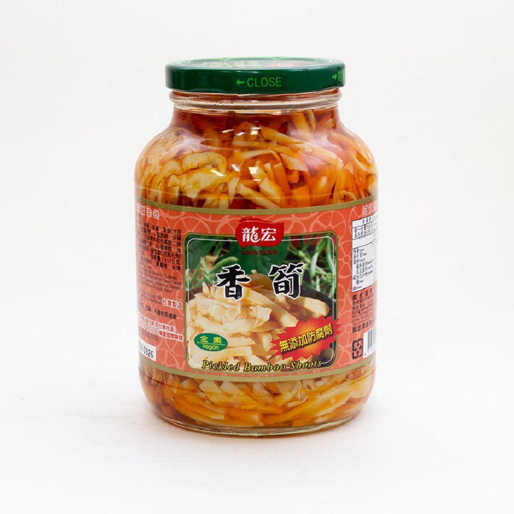 (龍宏)香筍760g(全素)