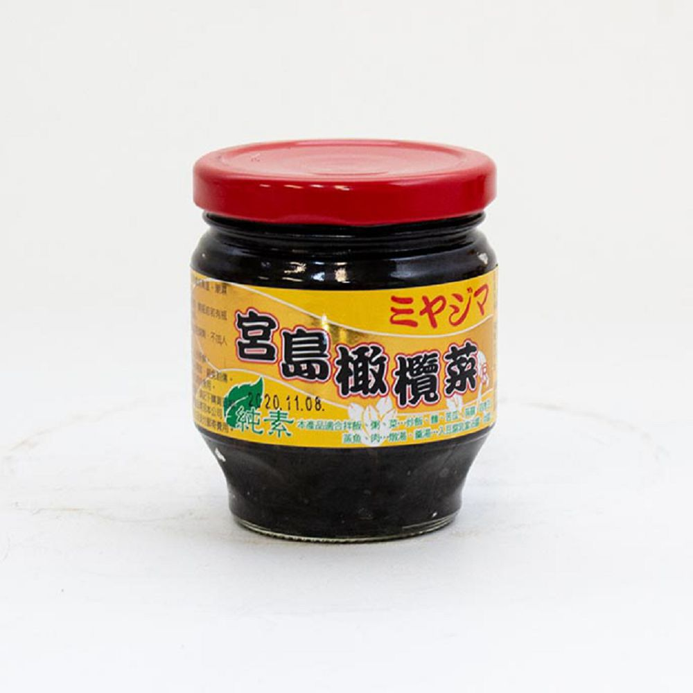 (尚津)宮島橄欖菜180g(全素)