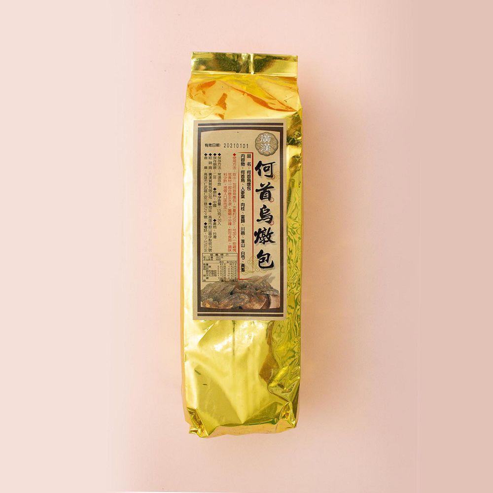 (廣漢)何首烏燉湯包30入(全素)