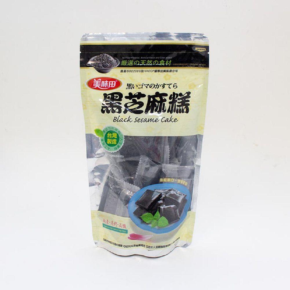 (祥榮)聖味齋美味田黑芝麻糕450g(全素)