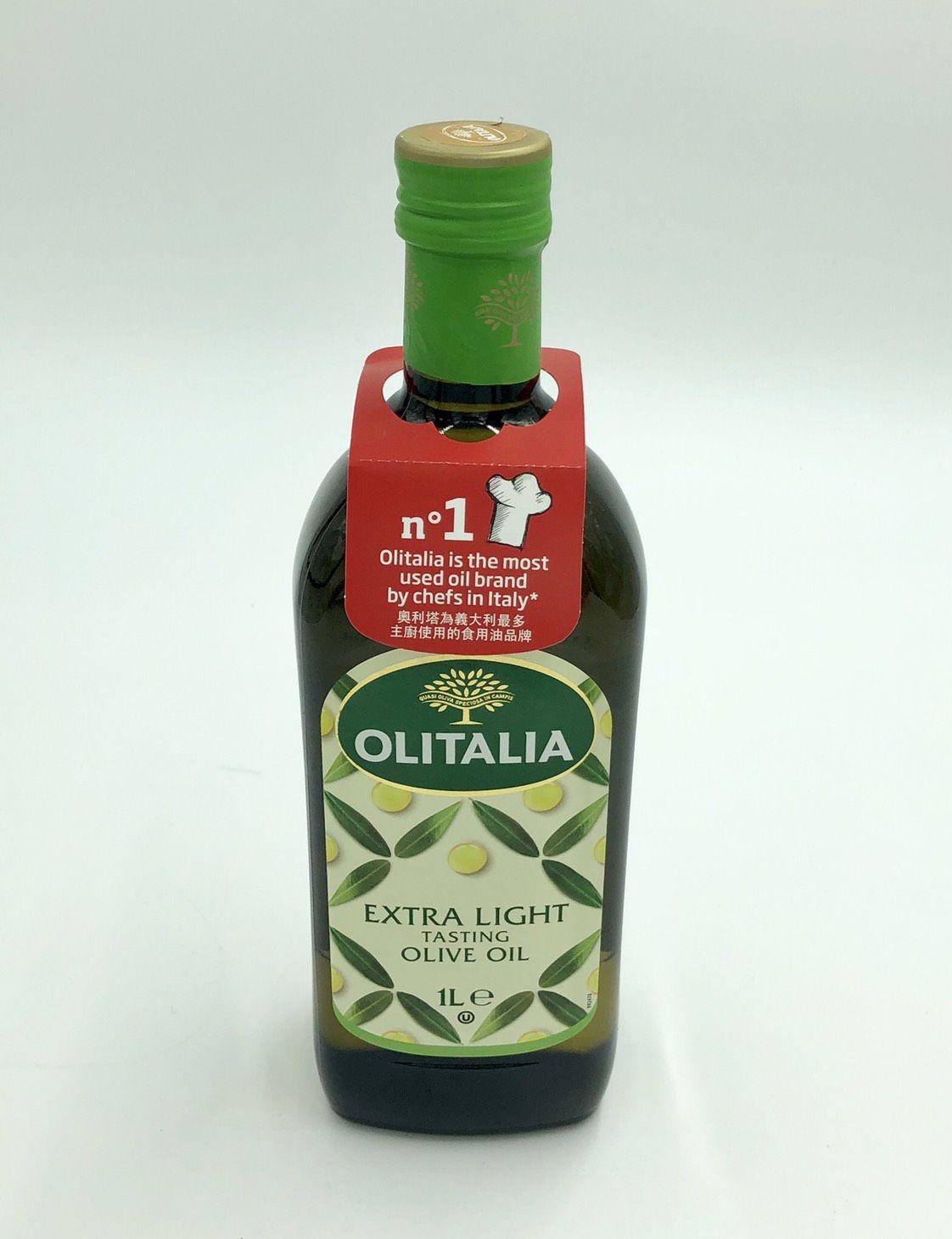 (協億)奧利塔精製橄欖油1L(全素)