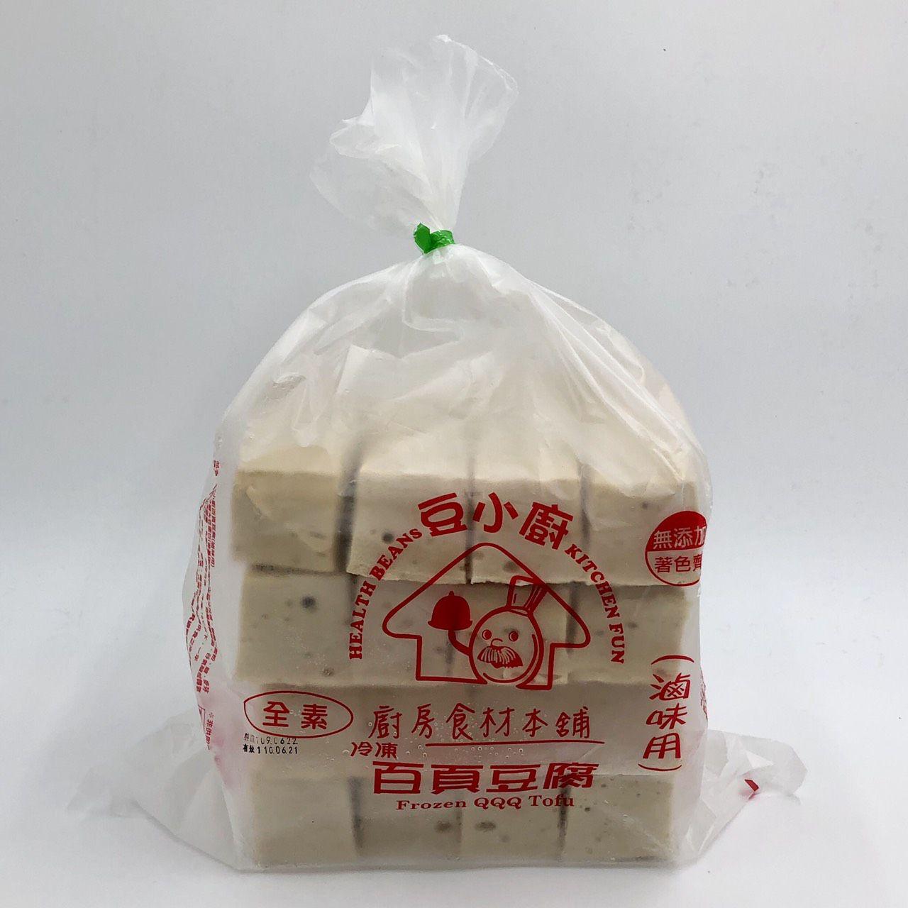 (中港興)豆小廚百頁5斤(全素)