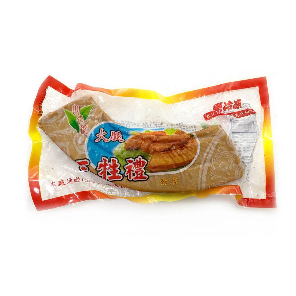 (四季齋)火腿三牲肉220g(奶素)
