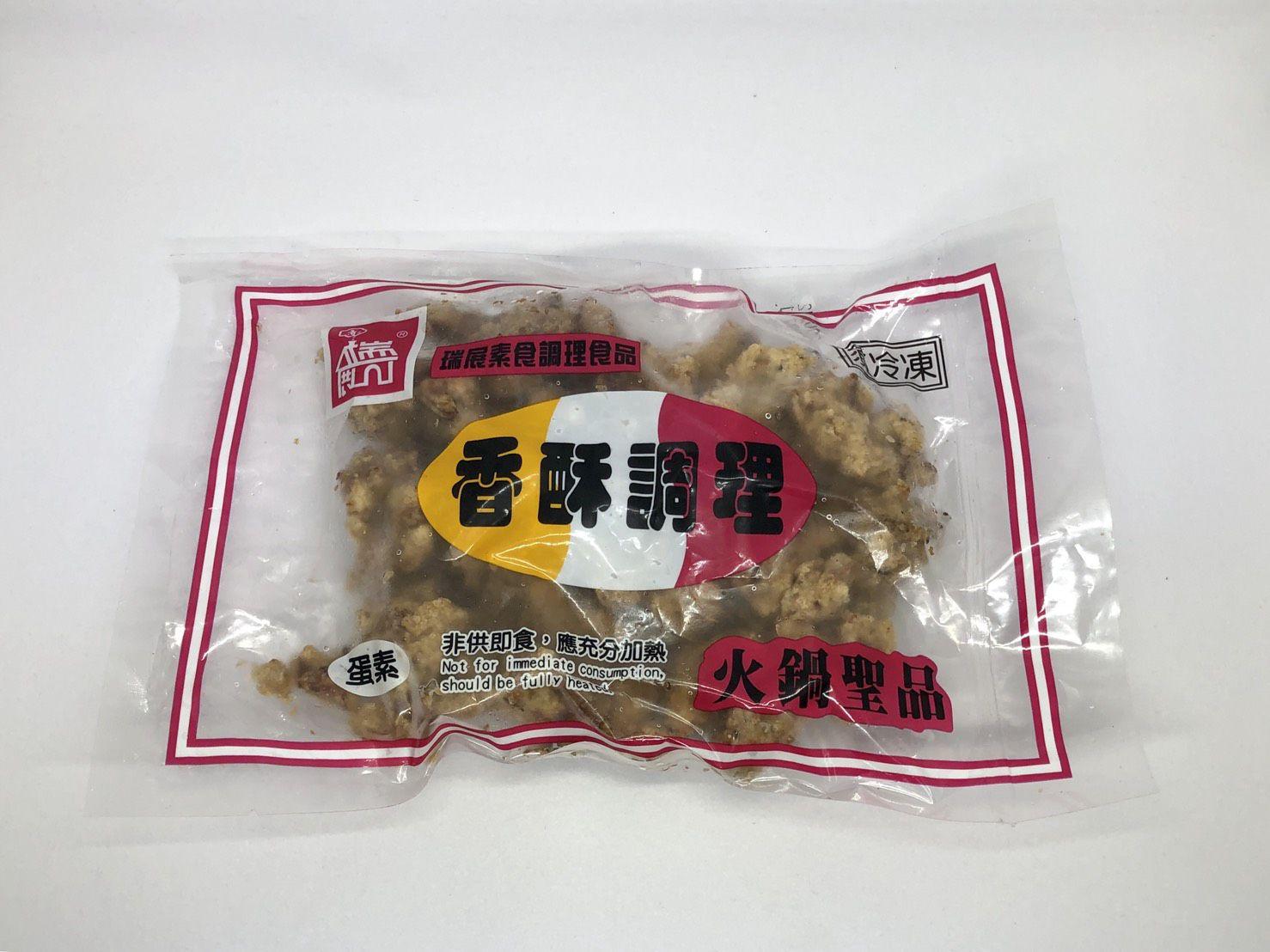 (全廣)香酥調理150g(蛋素)