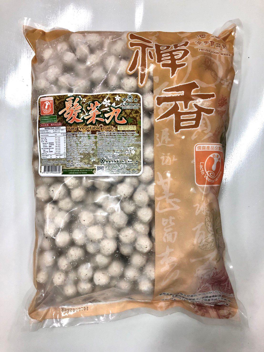 (儒齋)髮菜丸5斤(奶素)