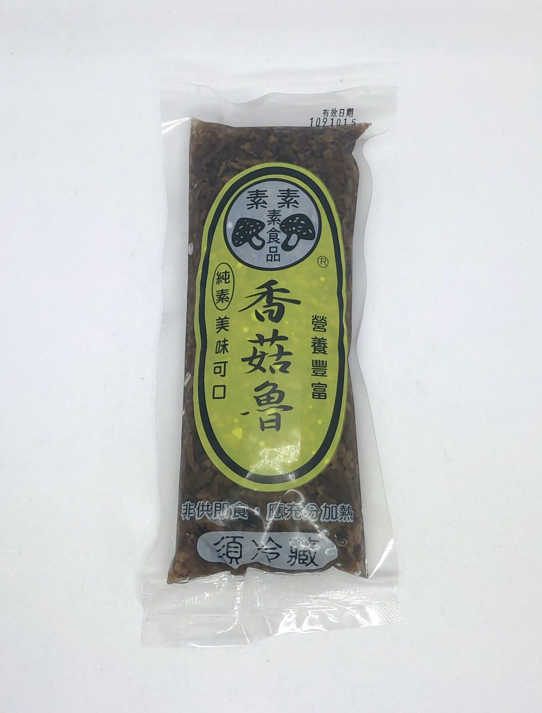 (素素)香菇魯200g(全素)