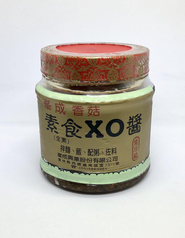 (峯成)香菇素食XO醬600g(全素)