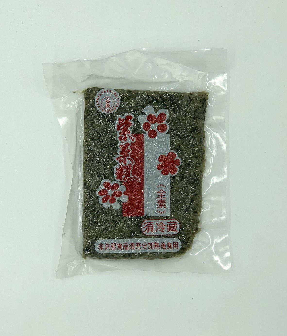 (合成)紫菜糕200g(全素)