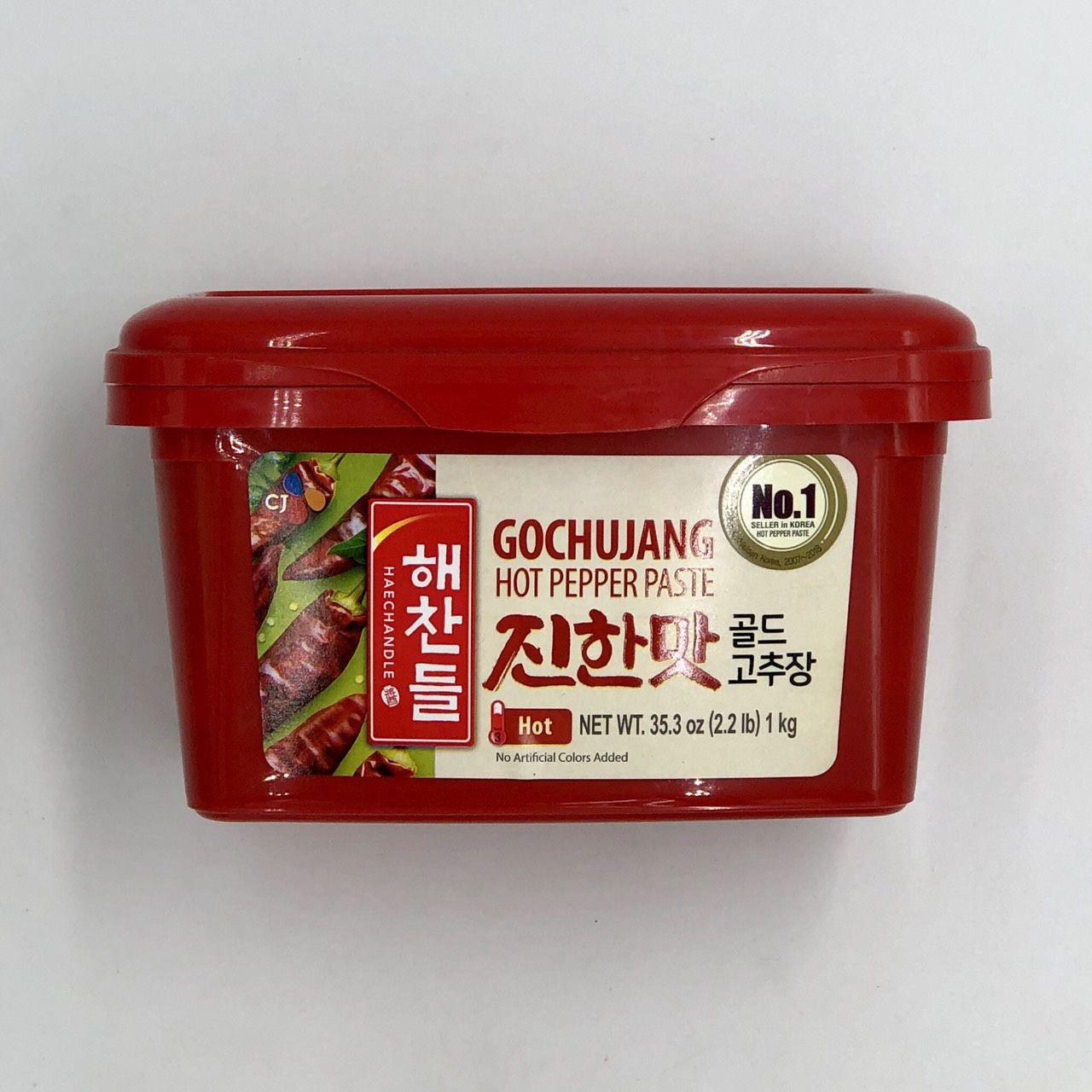(CJ)韓式辣椒醬1kg(全素)