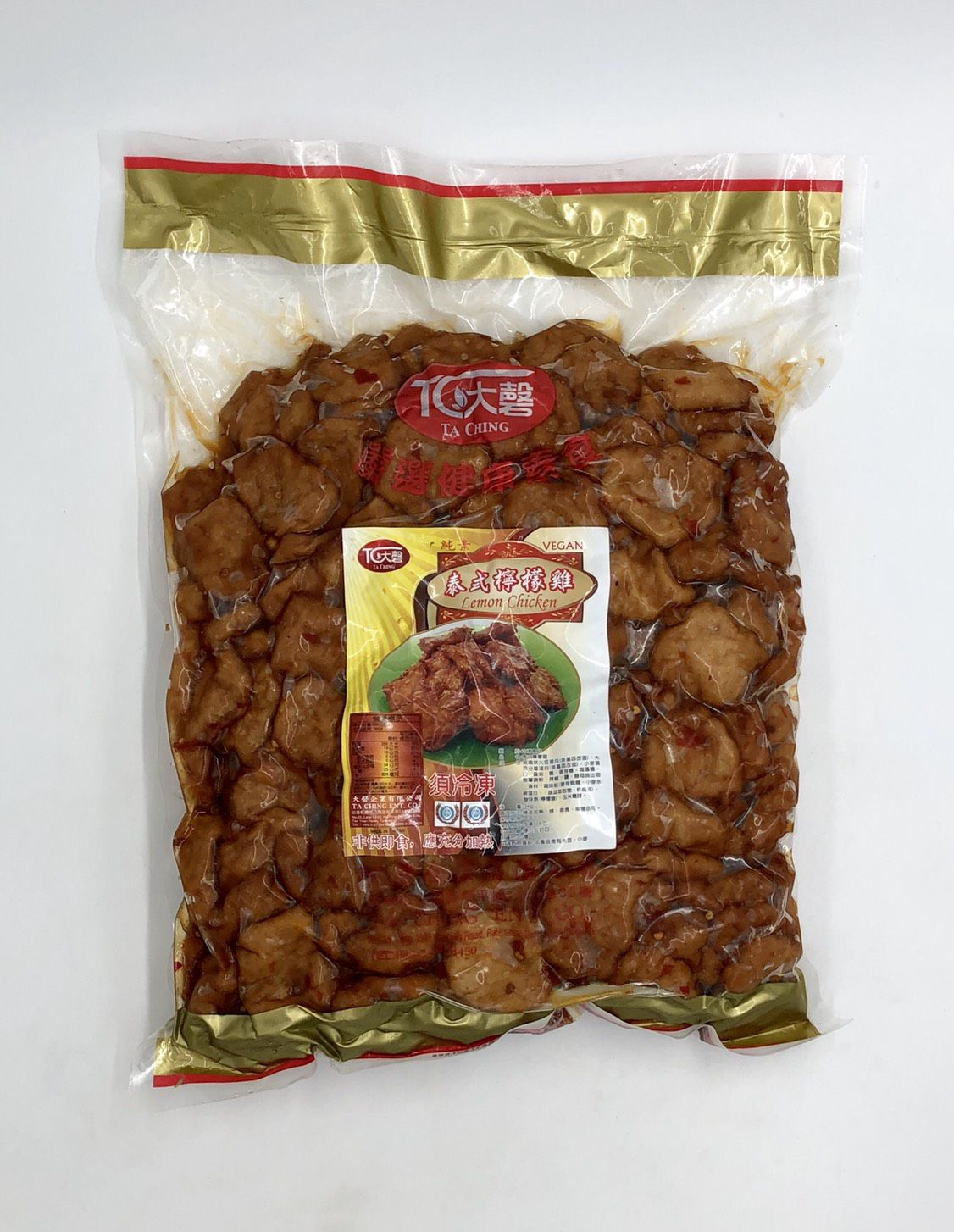 (大磬)泰式檸檬雞5斤(全素)