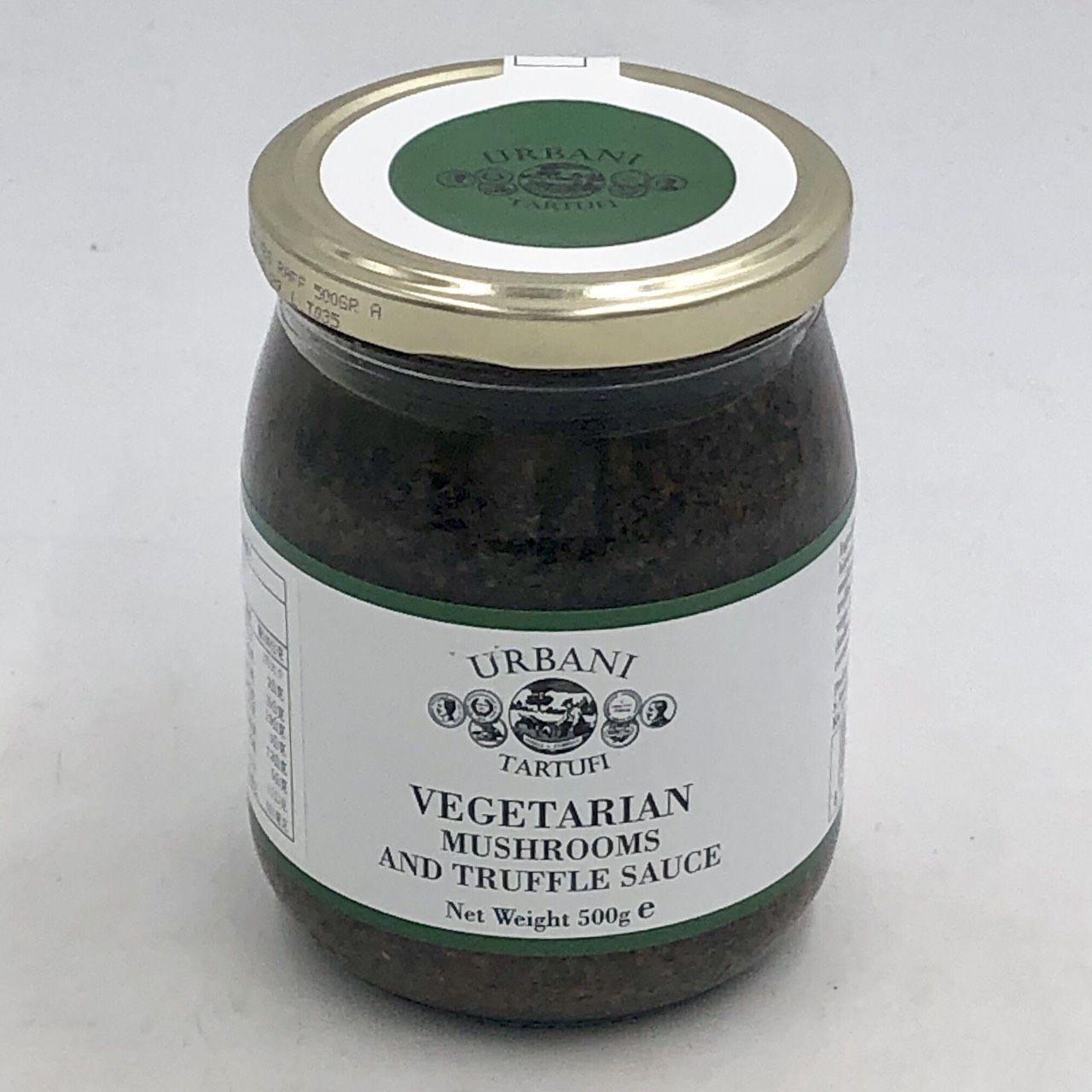 (URBANI)素食夏季松露菌菇醬500g(全素)