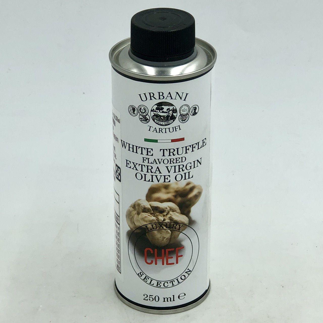 (Urbani)白松露風味橄欖油250ml(全素)